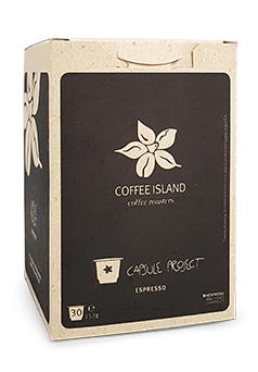 Capsules Espresso Coffee Island (exclusive online-30 pieces)